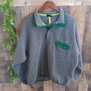 Patagonia Gray pullover Sweater